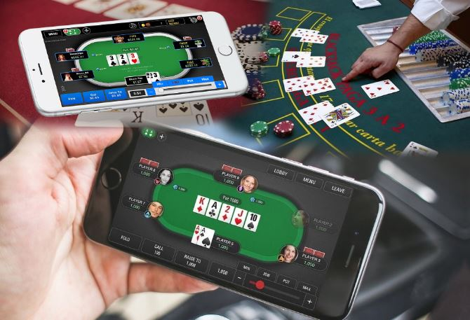Poker Tables On The Market
