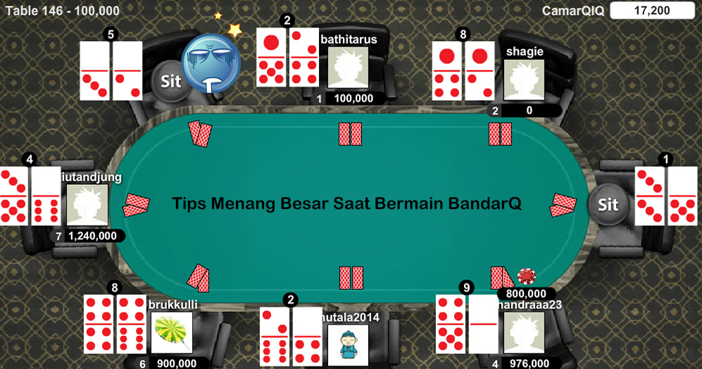Poker Bluffing - Ten Winning Tips